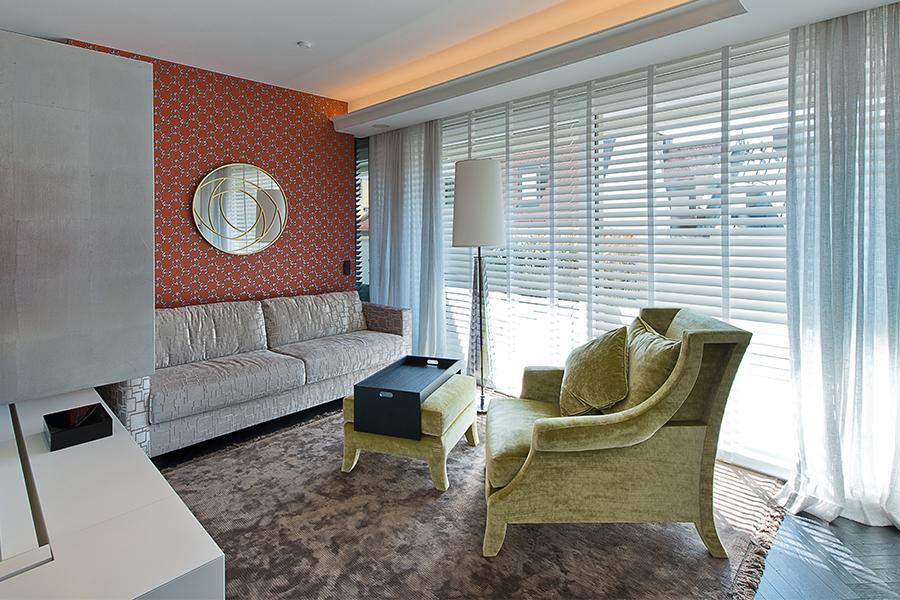 Penthouse Wohnung, München, Foto 3
