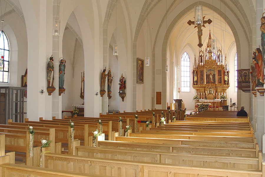 Kirche Schönberg, Foto 1