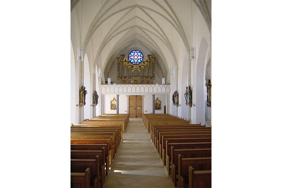 Kirche Schönberg, Foto 2