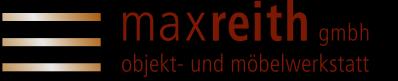 Schreiner Max Reith | Objekt- und Möbelwerkstatt